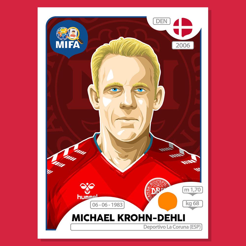 Michael Krohn-Dehli - Denmark - by Andrea Buongiorno Buong @buong1980
