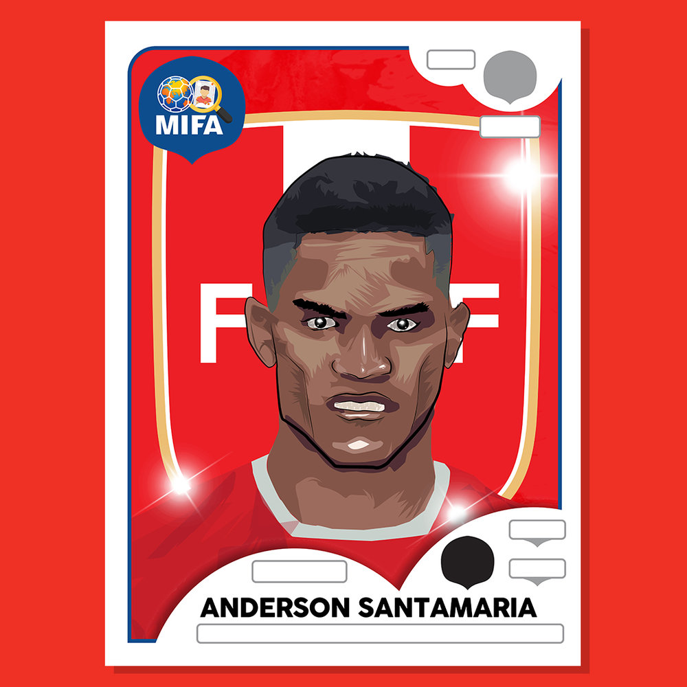 Anderson Santamaria- Peru - by Shaik Khairil @shakeeeemk