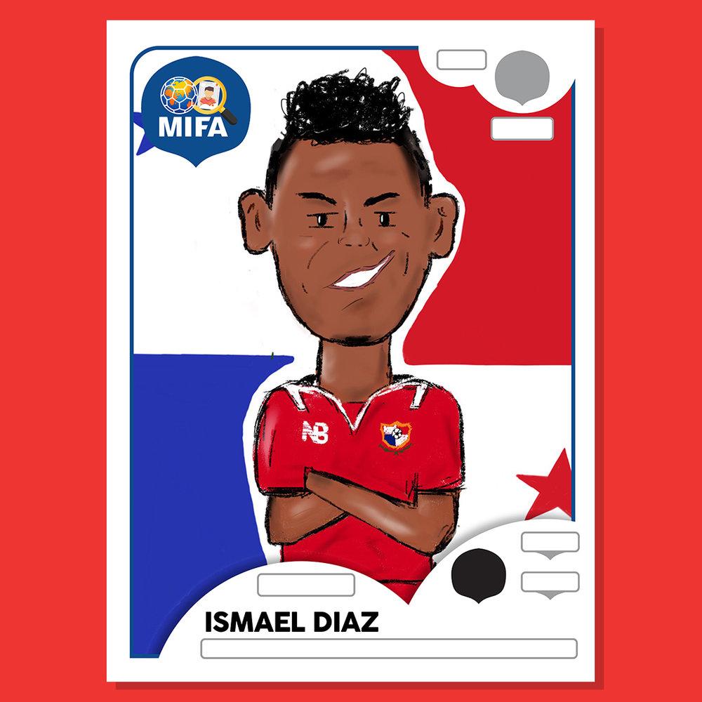 Ismael Diaz - Panama - by Matt Alawi @mattawilas