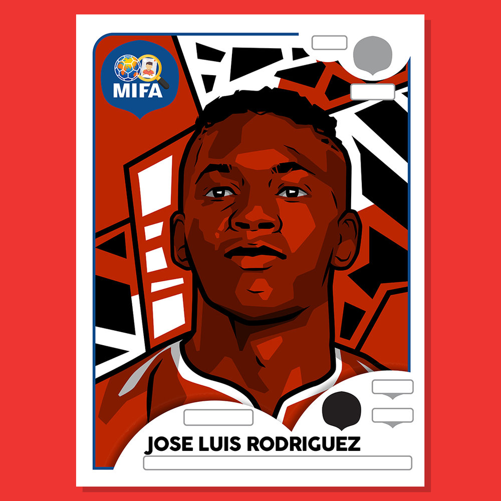 Jose Luis Rodriguez - Panama - by John Sheehan @johnsportraits