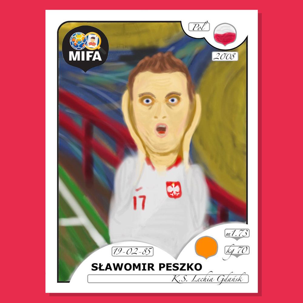 Slawomir Peszko - Poland - by Ryan Hubbard @Ryan_Hubbard