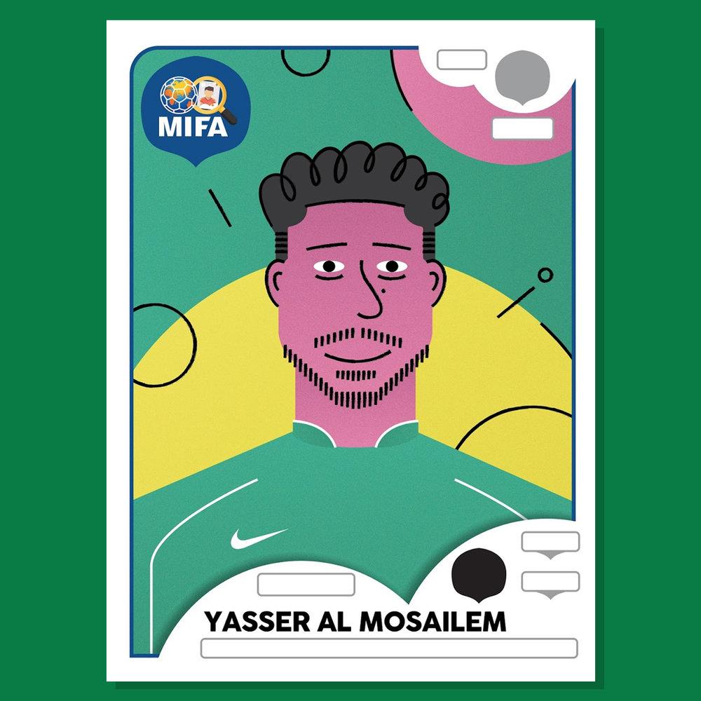 Yasser Al Mosailem - Saudi Arabia - by Yudit Halim