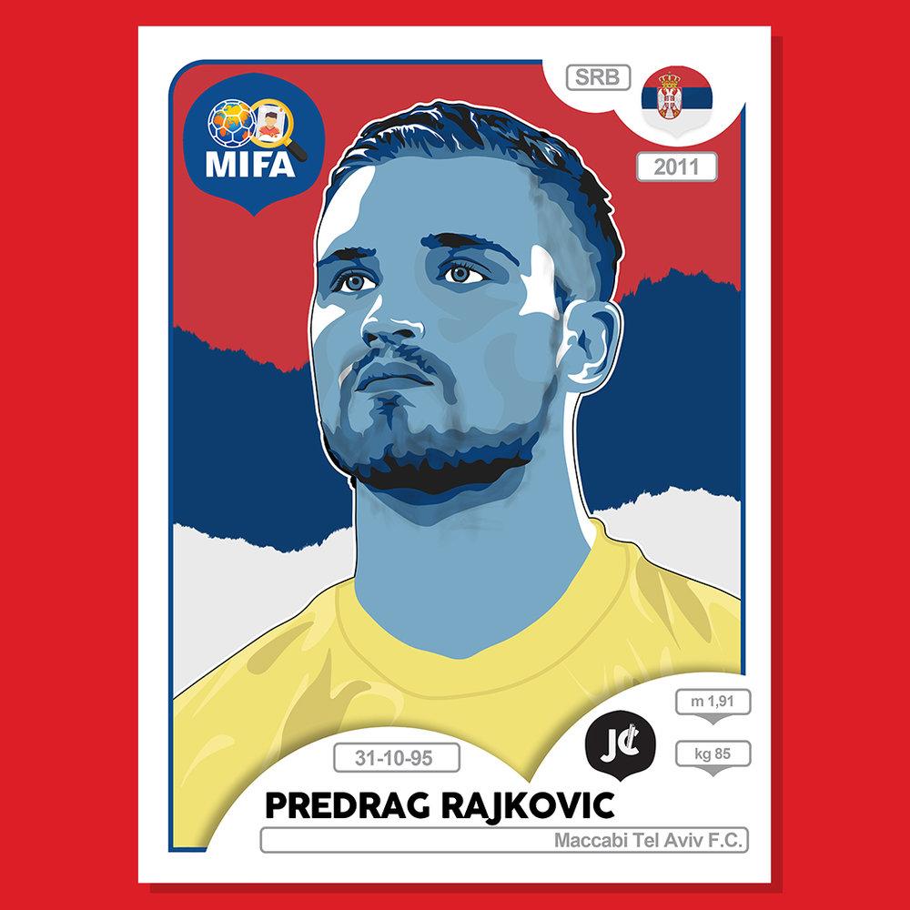Predrag Rajkovic - Serbia - by Josh Cole