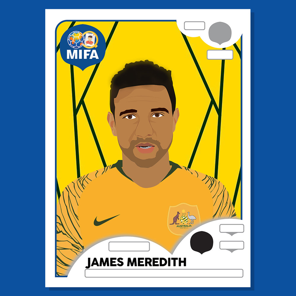 James Meredith - Australia - by Bradley Baker @BakerDesigns_