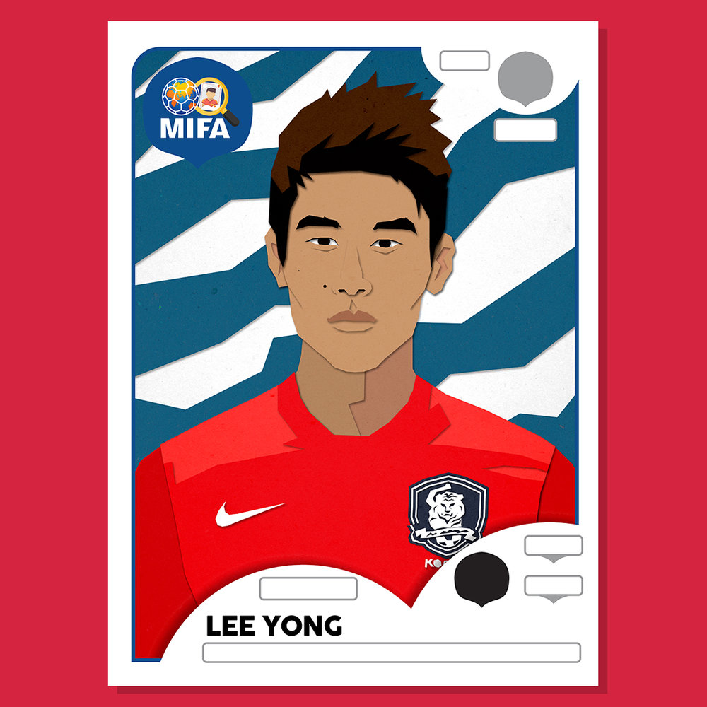 Lee Yong - South Korea - By Morgan O'Brien @Morgan O'Brien