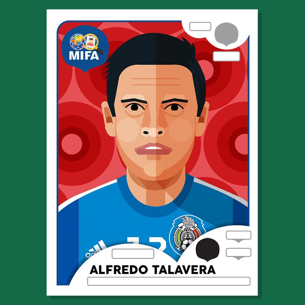 Alfredo Talavera - Mexico - by Jorge Peñaloza