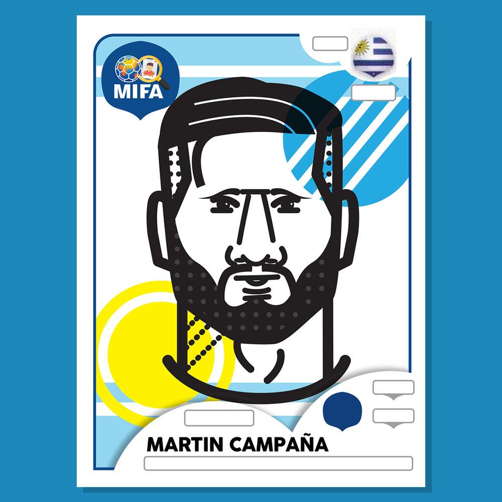 Martin Campana - Uruguay - by Damian Allende @D3mian