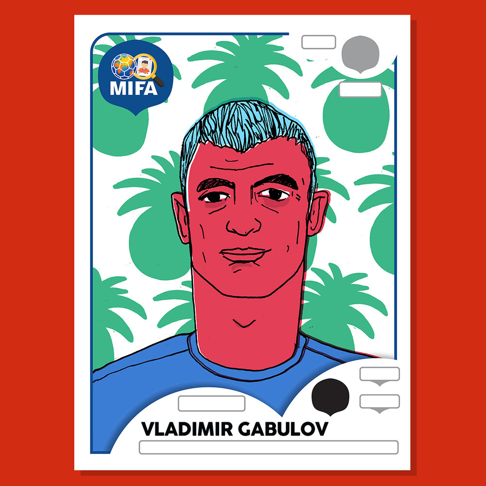Vladimir Gabulov - Russia - by Rich Fairhead @richfairhead