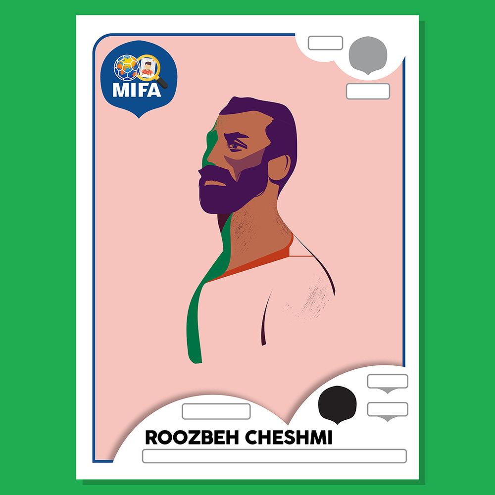 Roozbeh Cheshmi - Iran - by Marcus Marritt @marcusmarritt