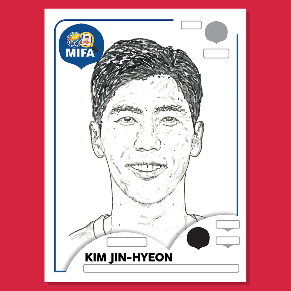 Kim Jin-hyeon  - South Korea - by Dan Genders @danielgenders