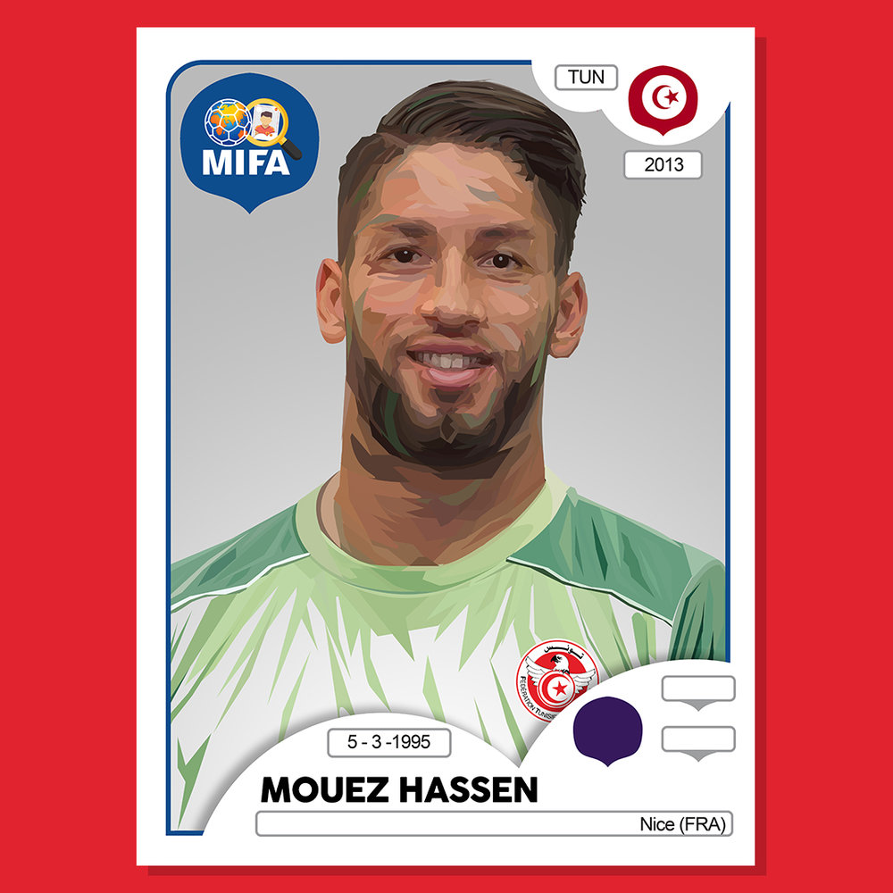 Moez Hassen - Tunisia - by James Tonizzo @MadeByTonz