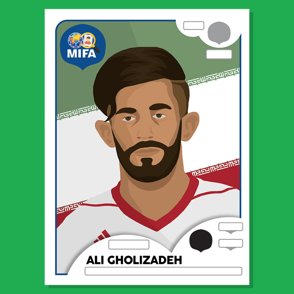 Ali Gholizadeh - Iran - by Ben Spicer @spicer81