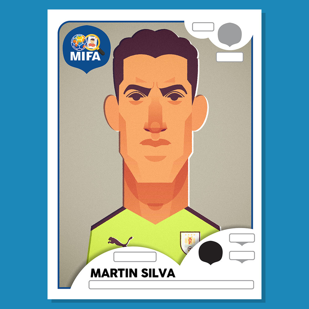 Martin Silva - Uruguay - by Stanley Chow @stan_chow