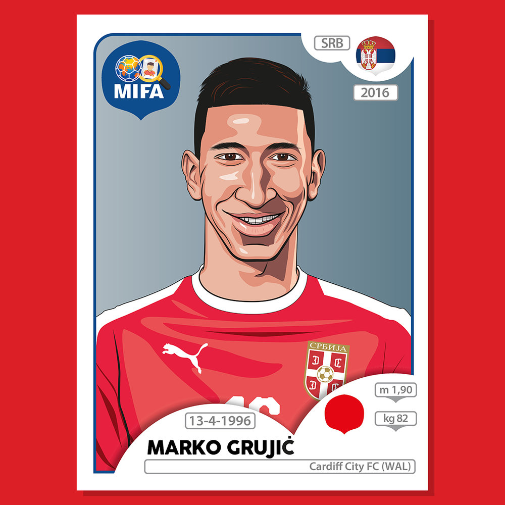 Marco Grujic - Serbia - by Nick Cox @NicholasPaulCox