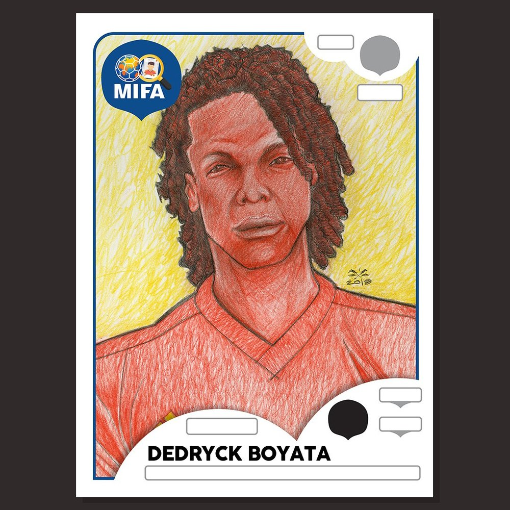 Dedryck Boyata - Belgium - by Brian Cabaniss @11cannons