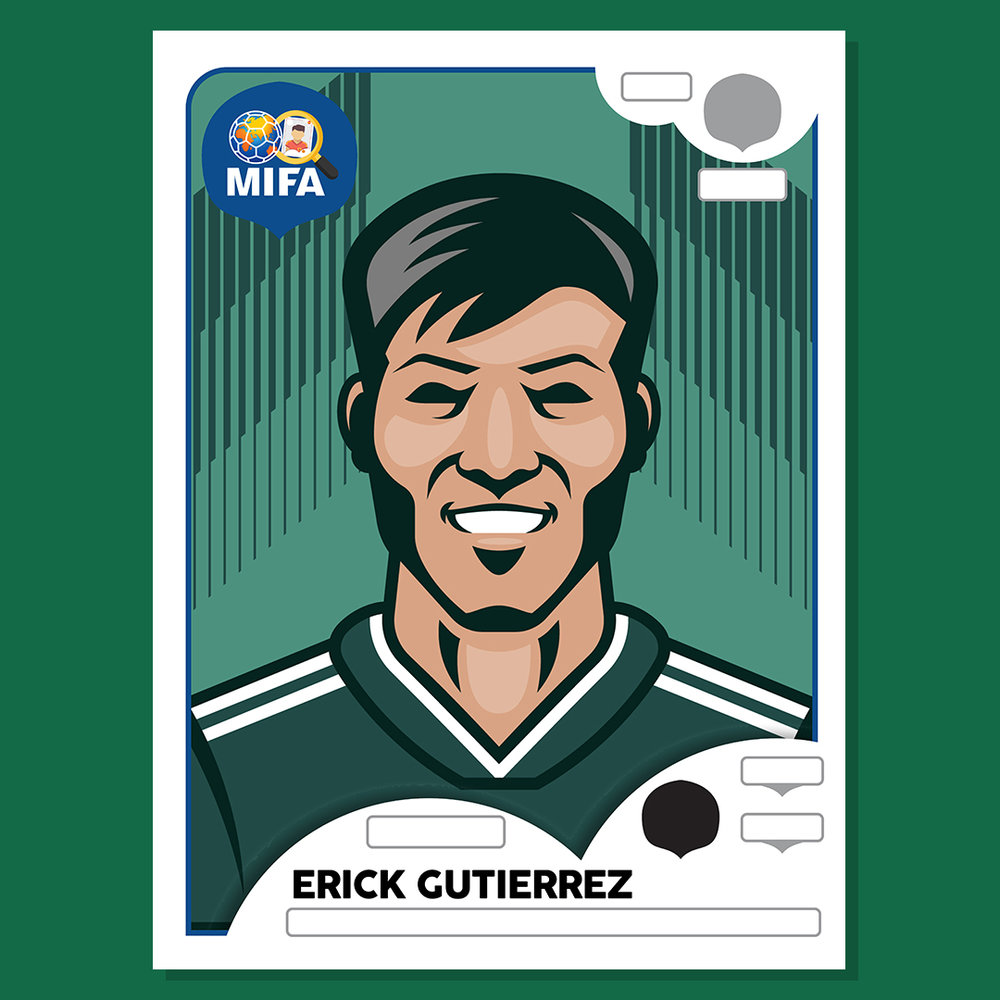 Erick Gutierrez - Mexico - by Andy Hall @andytsbcreative