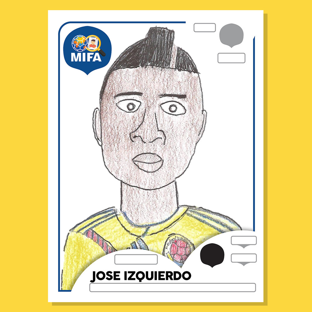Jose Izquierdo - Colombia - by Juan Monsalve