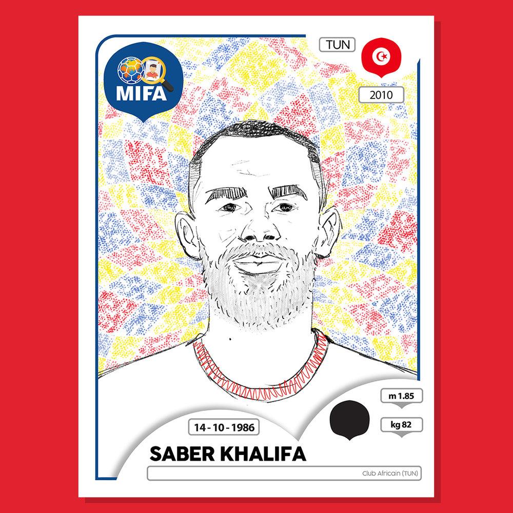 Saber Khalifa - Tunisia - by Jason Gomez @DetectiveslNC