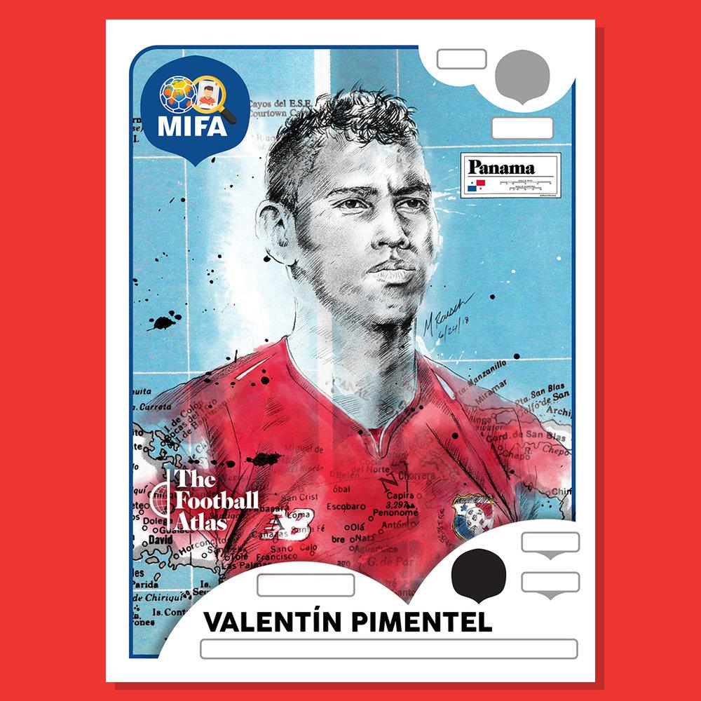 Valentin Pimentel - Panama - by Michael Raisch @RaischStudios