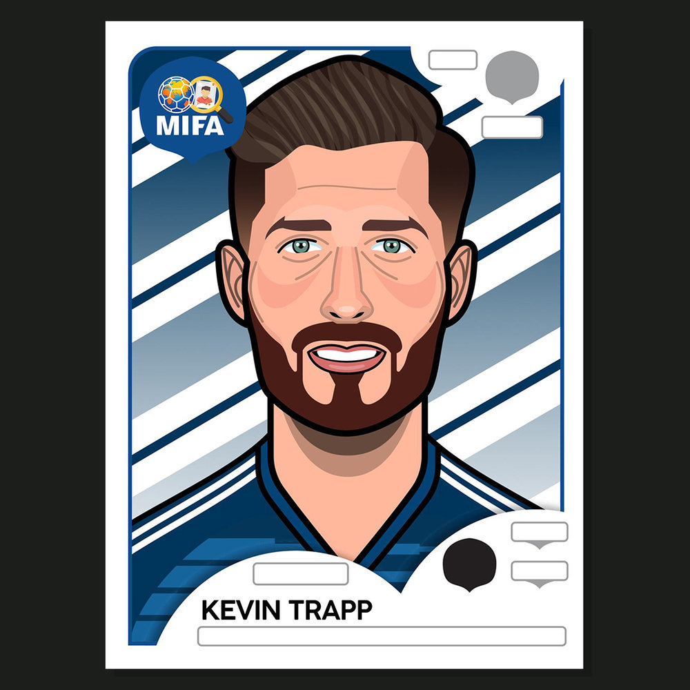 Kevin Trapp - Germany - by Karl Thyer @Karlton81