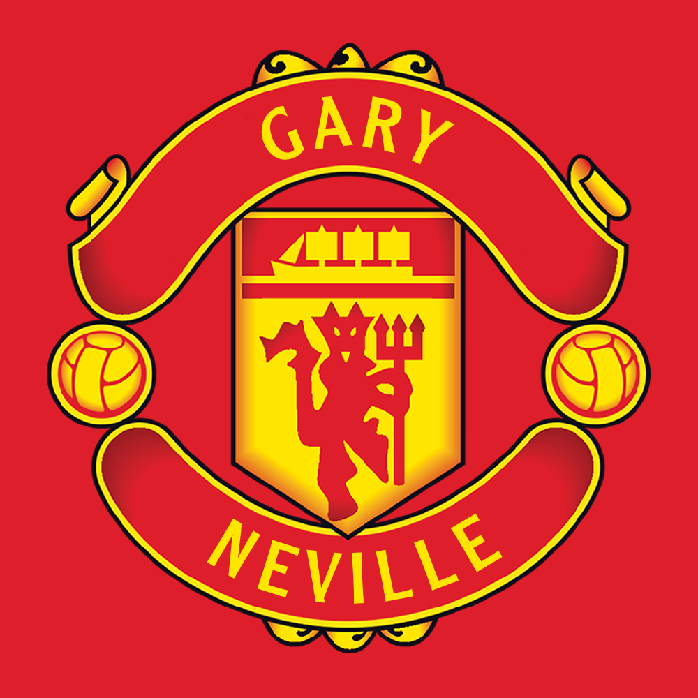 Gary Neville - Manchester United - 400 games