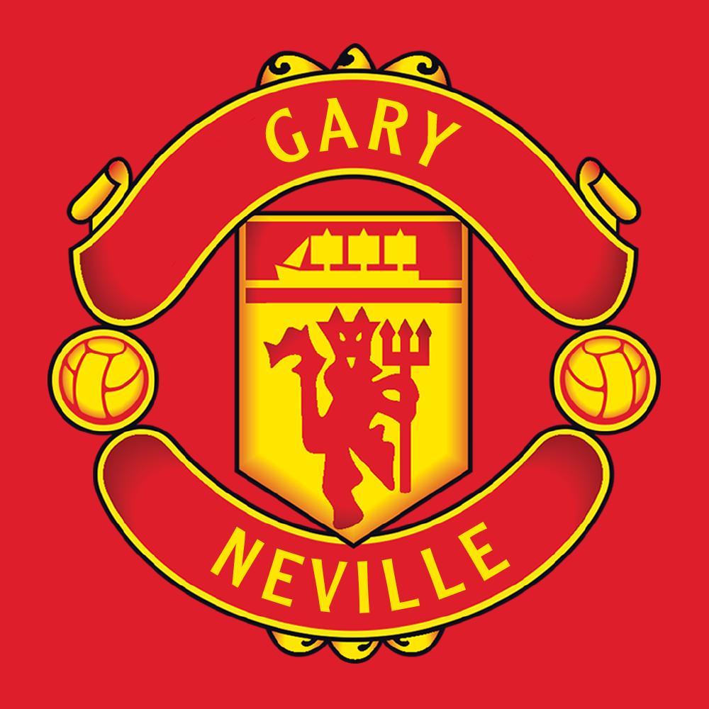 Gary Neville - Manchester United - 400 games
