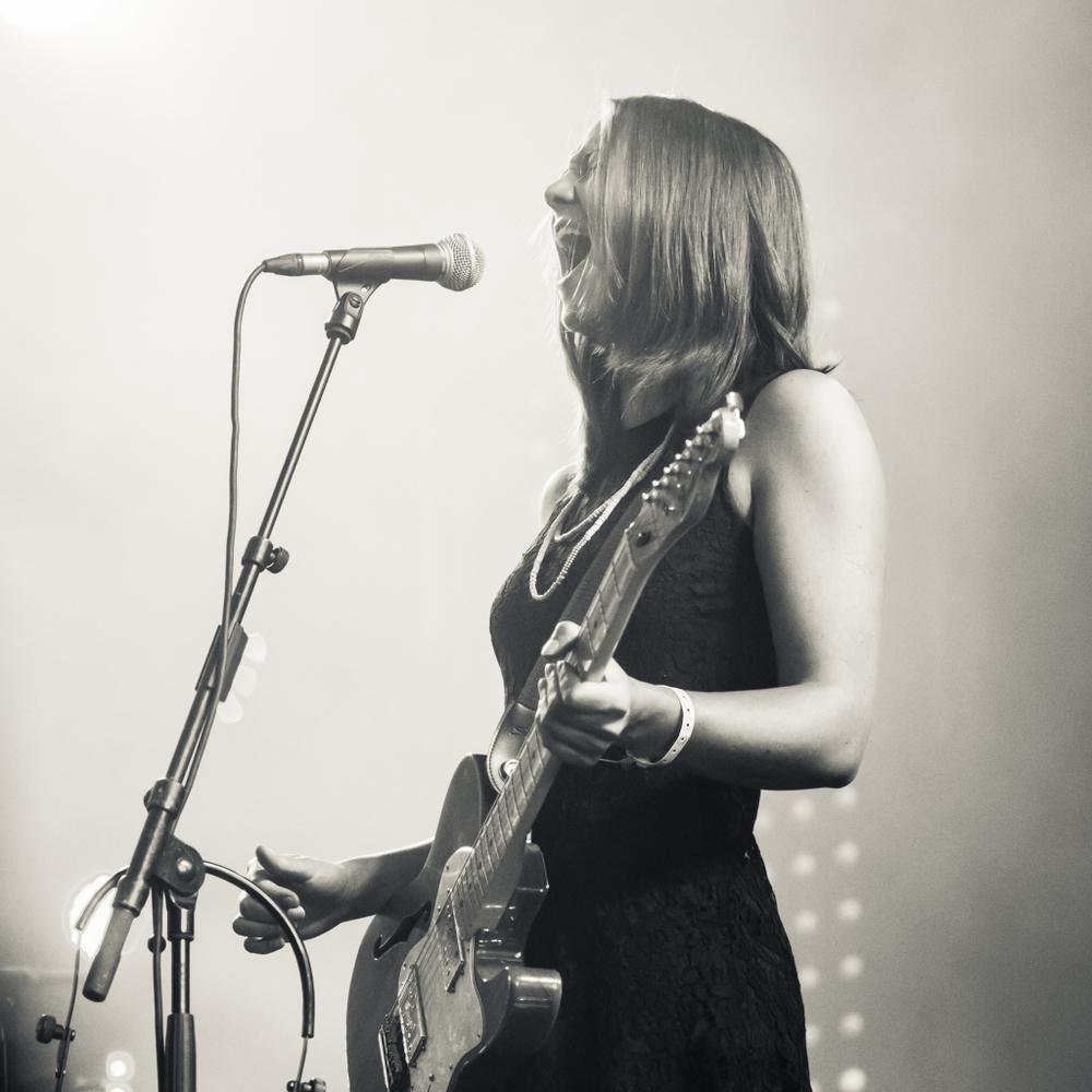 Sophie Hunger au Fnac Live 2013