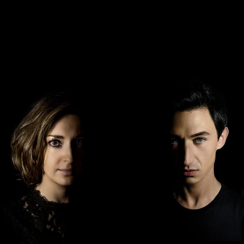 Kacper Nowak & Christia Yuliya Hudziy