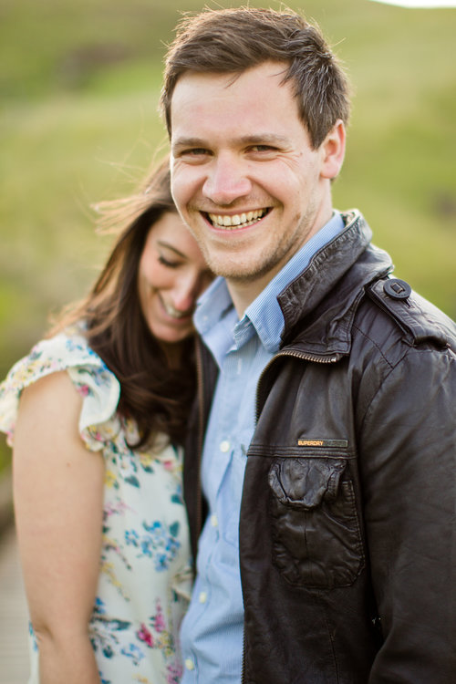Dorset photographer Tom & Lizzie Redman