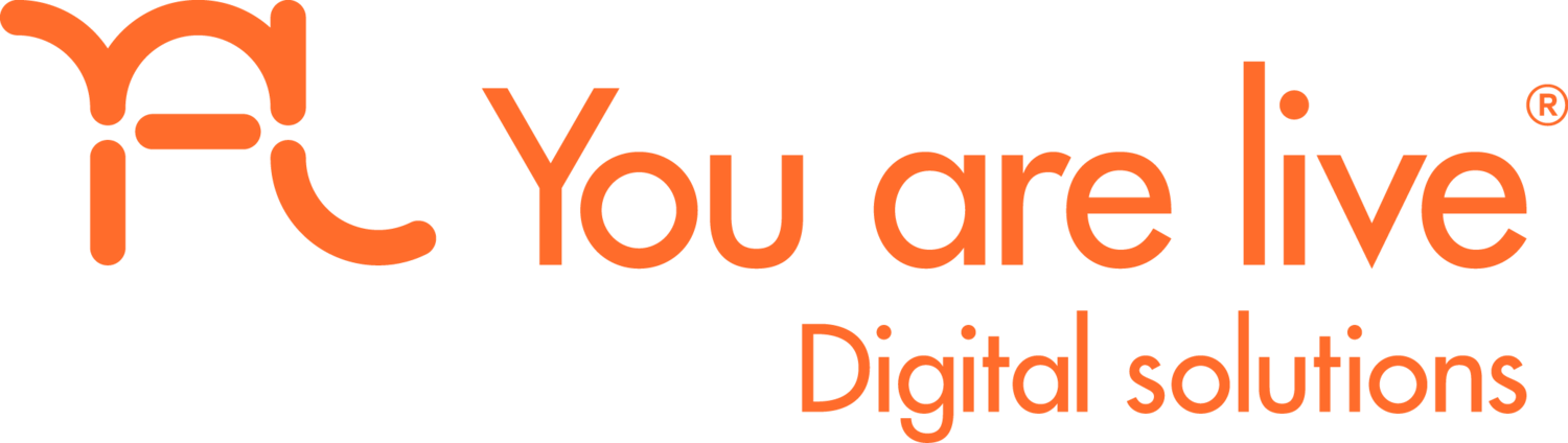 You are live – Digital solutions