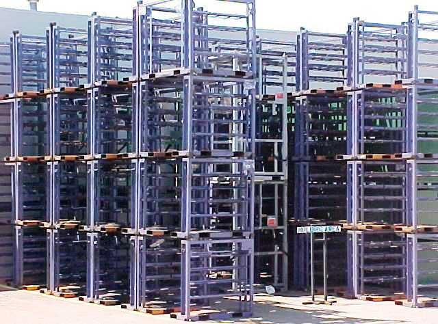 Work In Process Racks