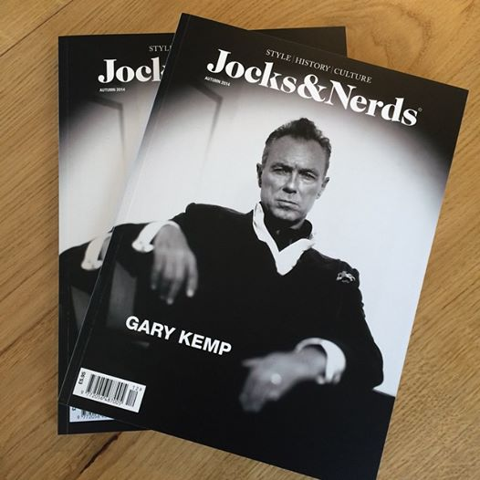 Jocks & Nerds Autumn 2014