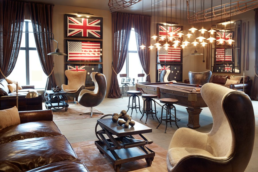 Take a trip to RH in Bostons Back Bay Maloney Interiors