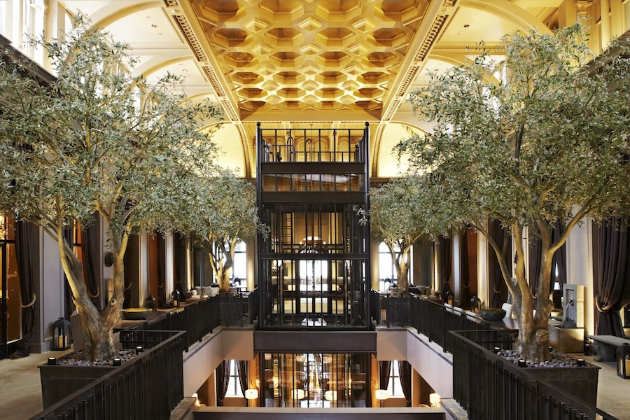 Restoration Hardware Cafe : Take a trip to rh in boston s back bay — maloney interiors