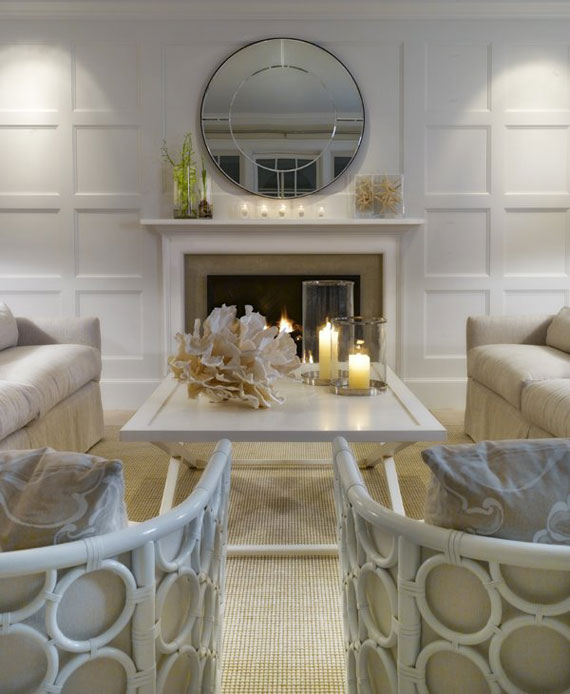 Coastal Home Interior Designs - Home Design And Style