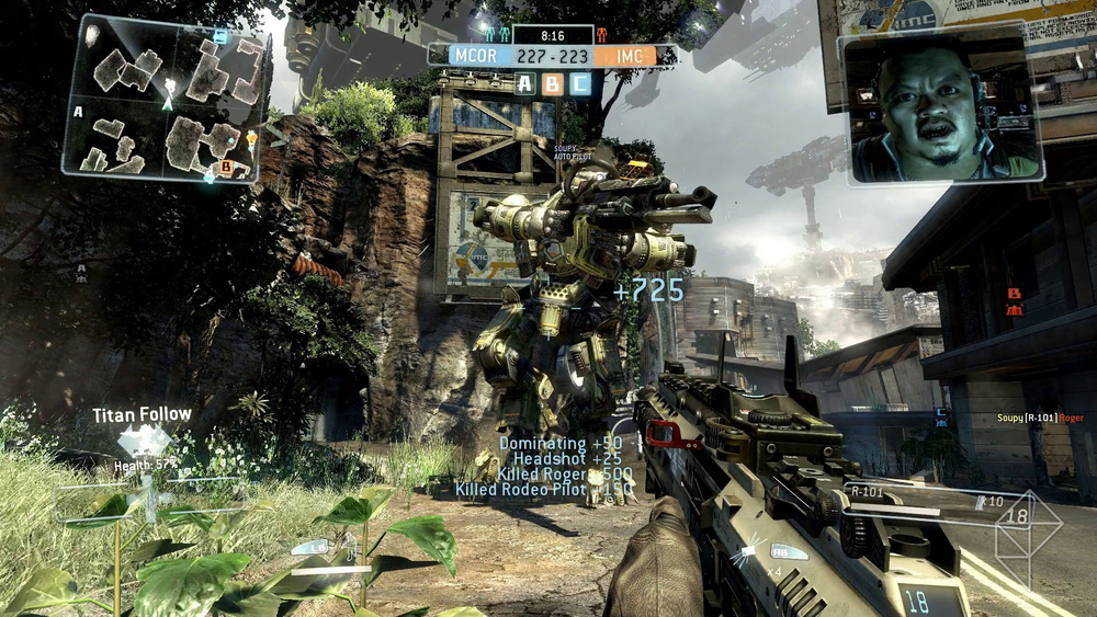 Titanfall is a modern Coliseum