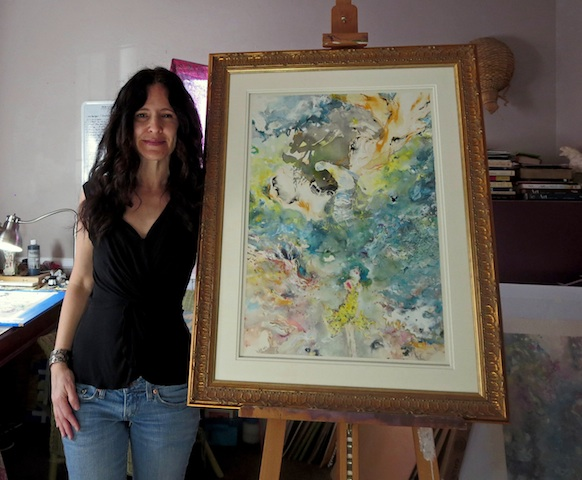 "Arizona Foothills Magazine Blog, ""Artist Spotlight on Charmagne Coe"", March 11, 2015."
