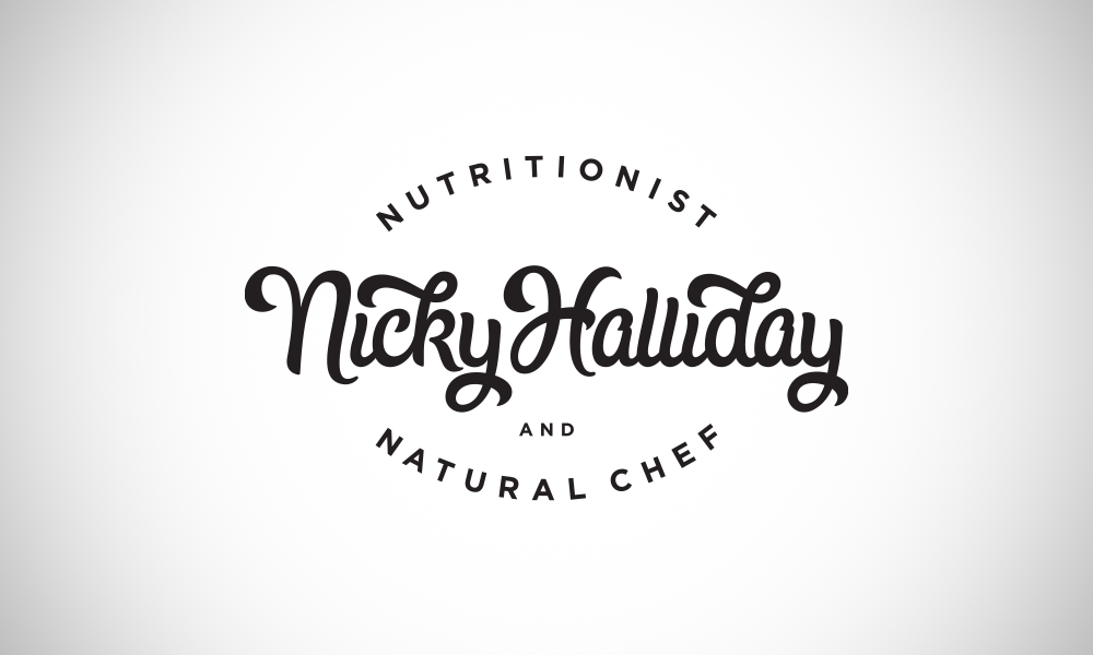 Nicky Halliday — Nutritionist and Natural Chef