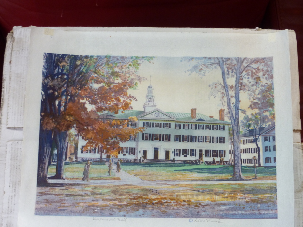 Dartmouth Hall 1950 Woodcut.JPG