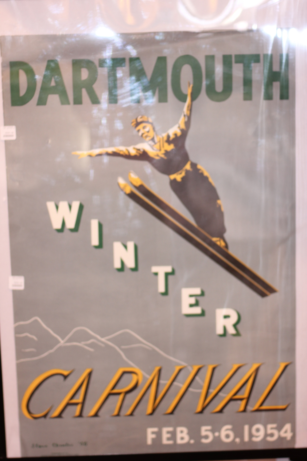 Dartmouth Winter Carnival 1954