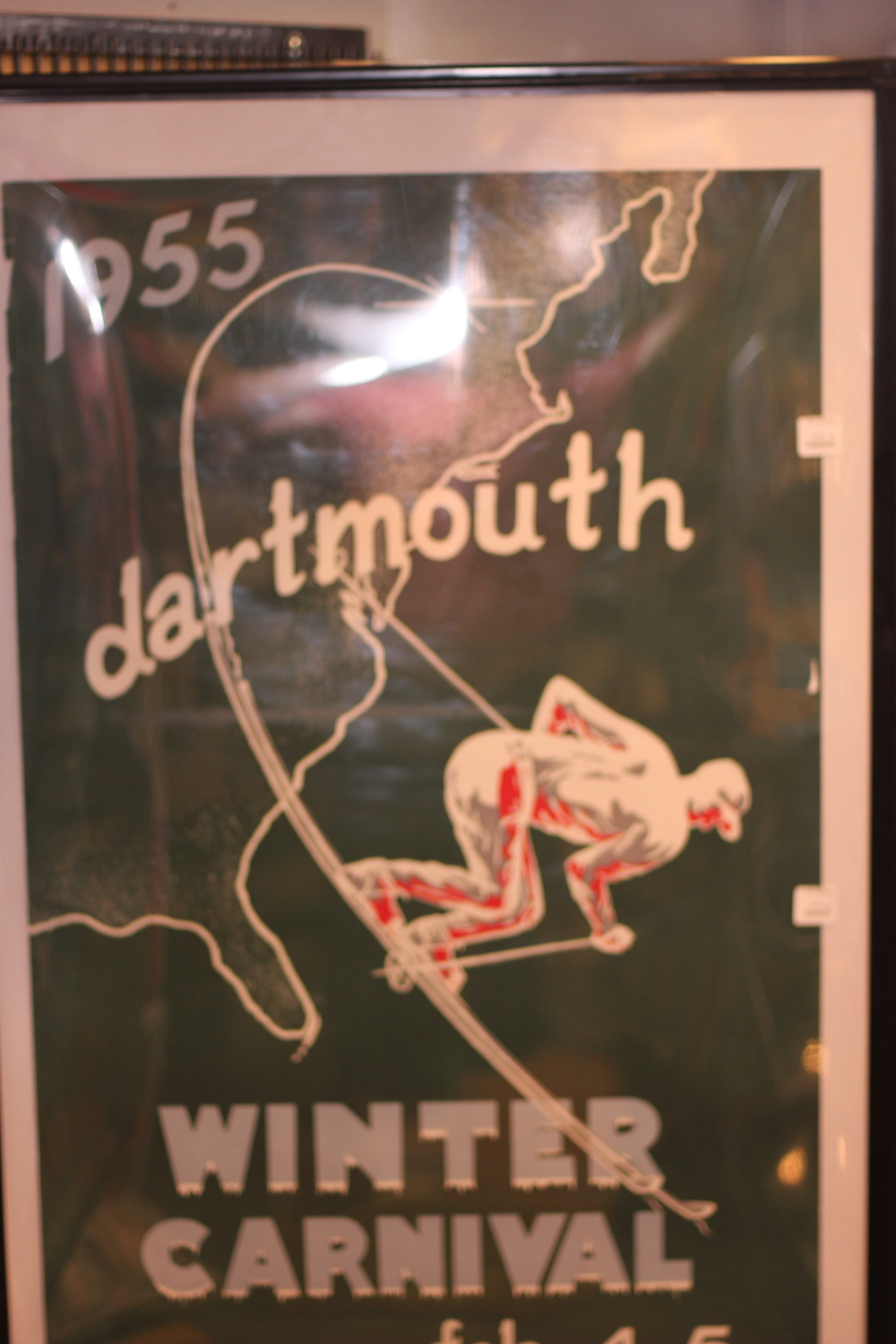 Dartmouth Winter Carnival 1955