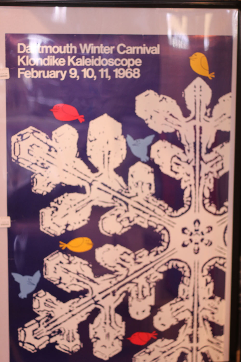 Dartmouth Winter Carnival 1968 (blue)