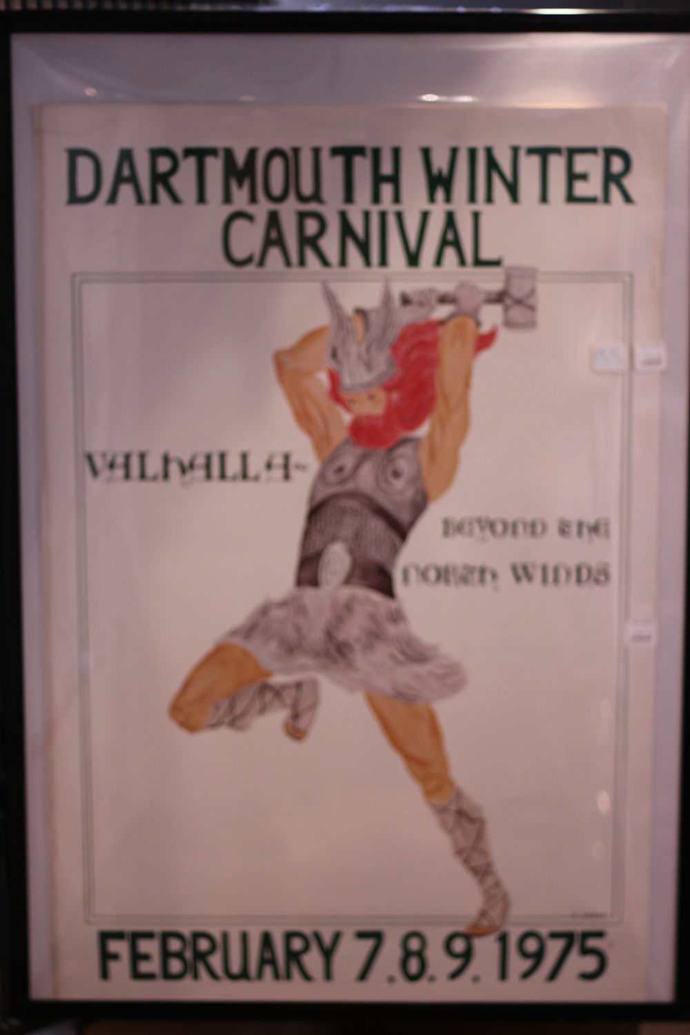 Dartmouth Winter Carnival 1975
