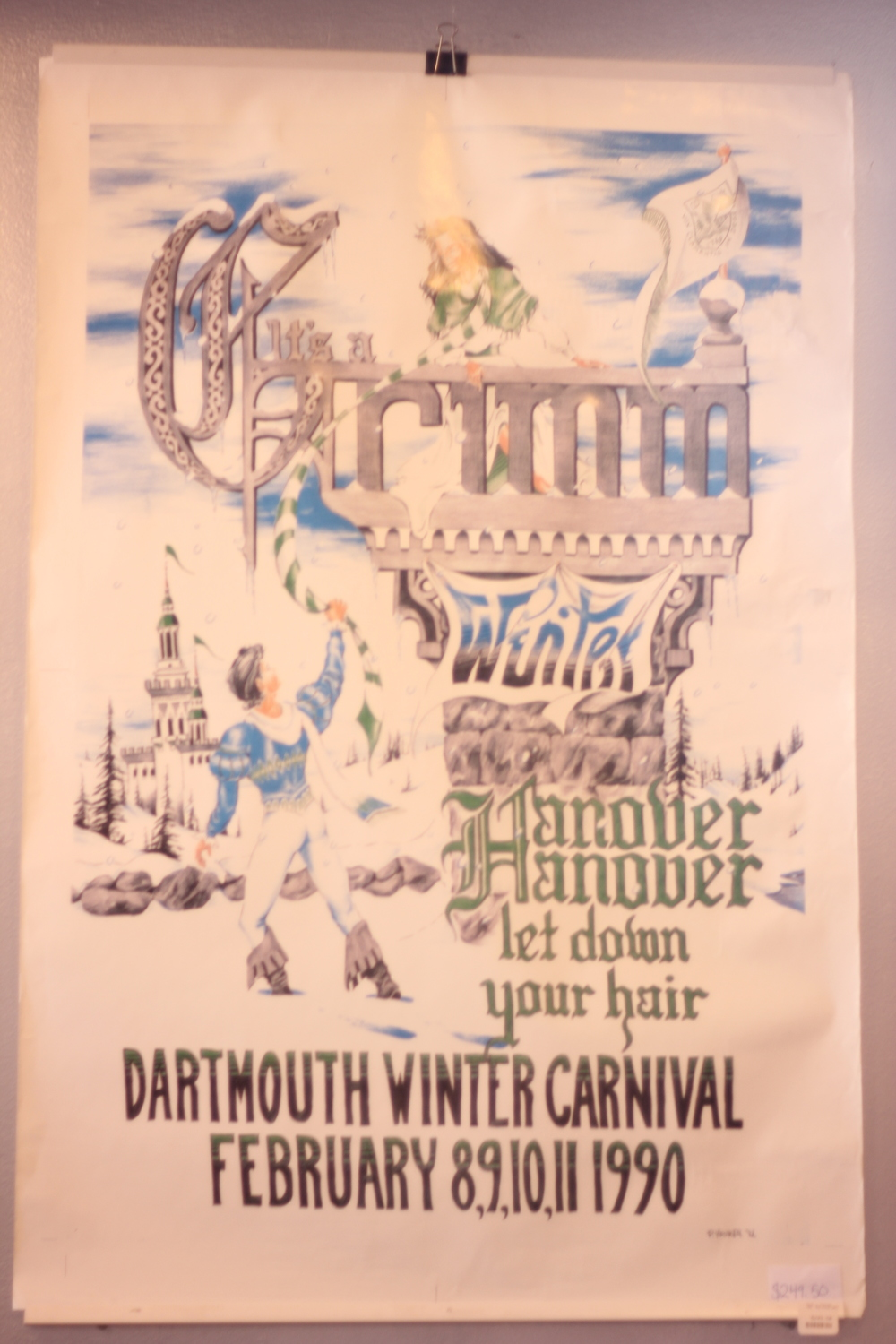 Dartmouth Winter Carnival 1990