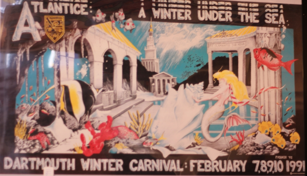 Dartmouth Winter Carnival 1991