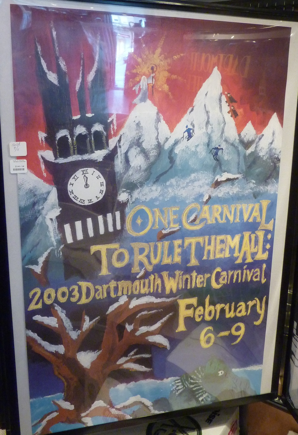Dartmouth Winter Carnival 2003