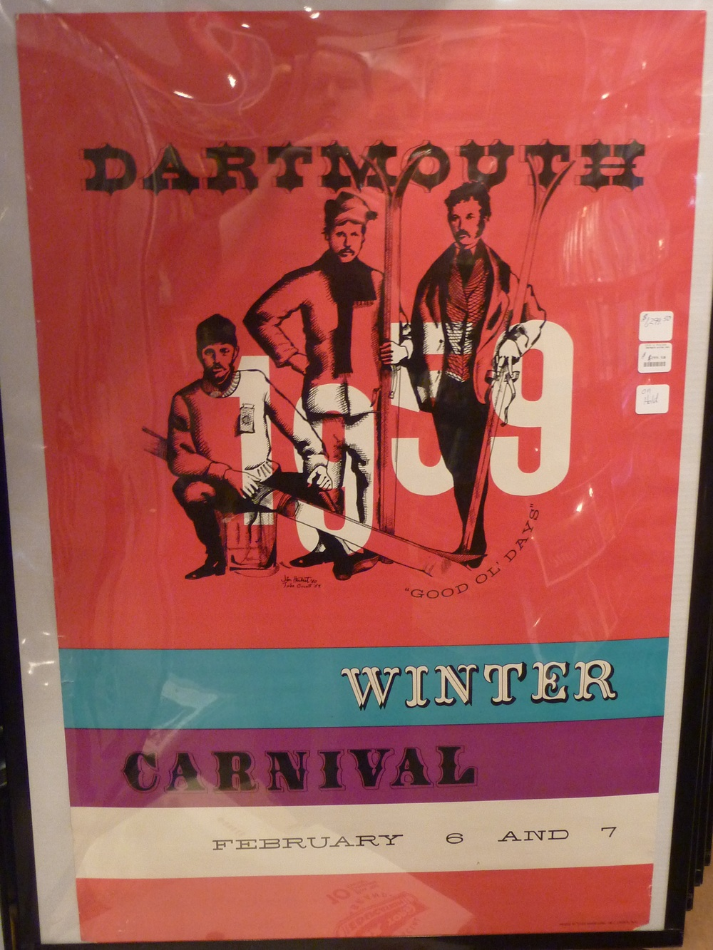 Dartmouth Winter Carnival 1959