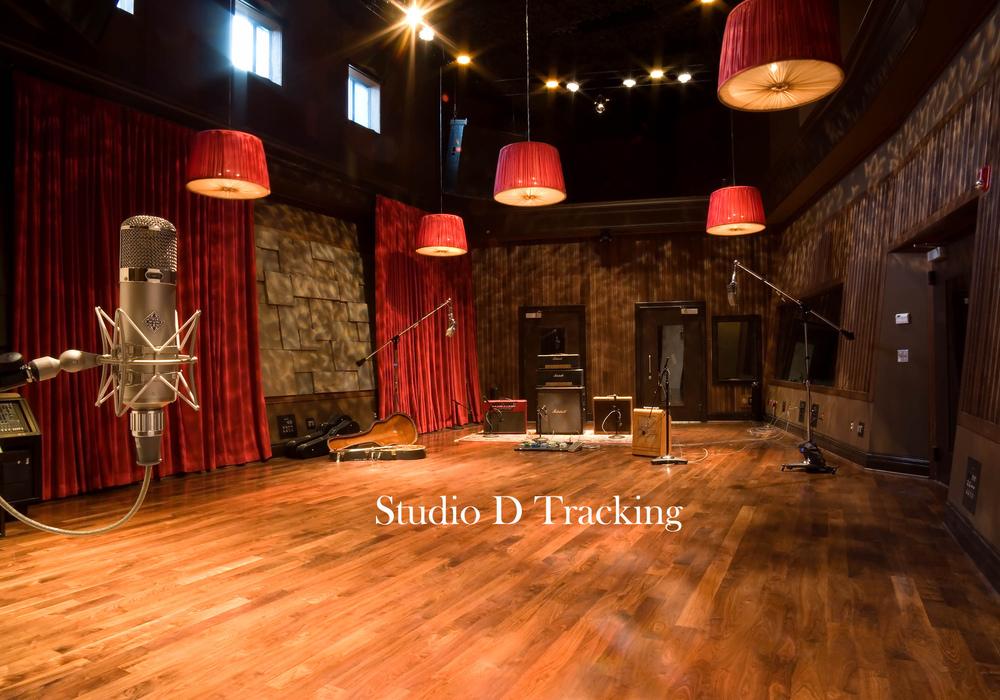 Fame Recording Studio Tour