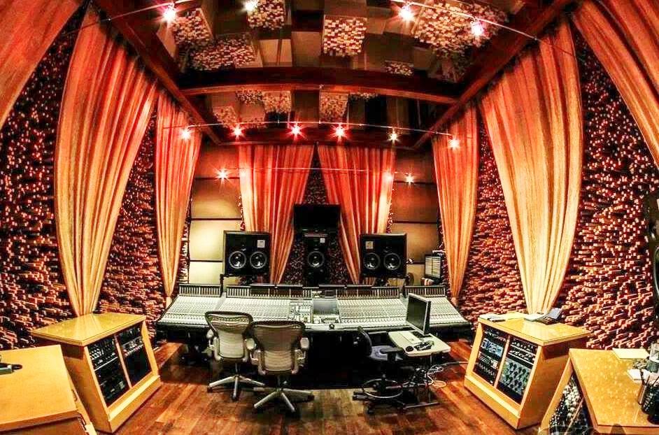 Studio C - Control Room