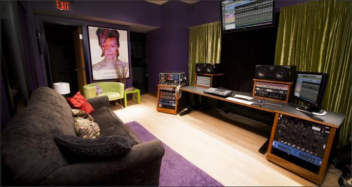 STUDIO I - Control Room